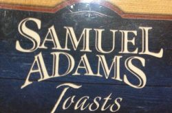 Samuel Adams Toasts